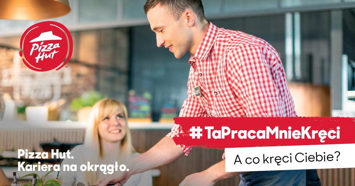 Pracownik Kuchni w Restauracji Pizza Hut pl. Wolności Opole