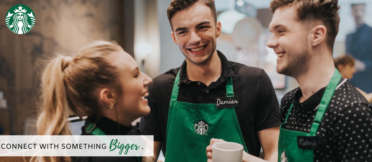 Pracownik kawiarni - Barista Galaxy