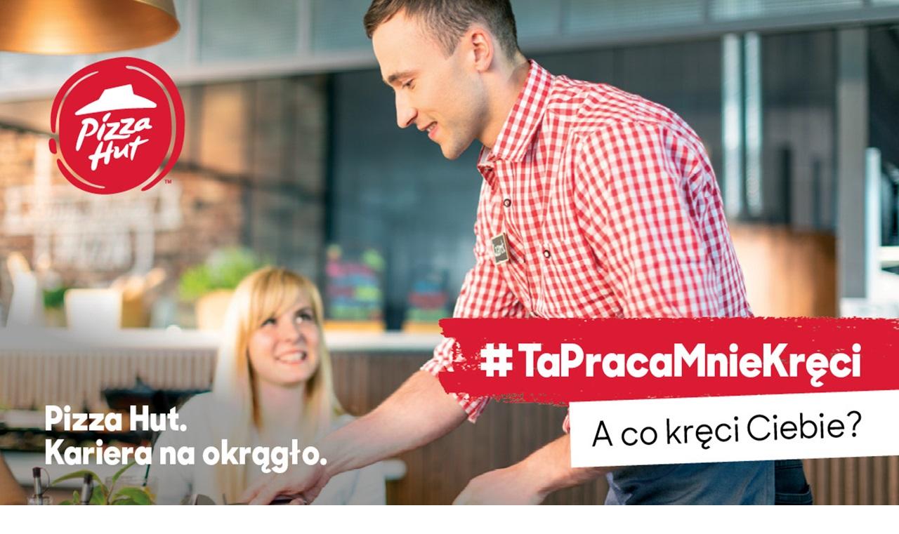 Pracownik Restauracji Pizza Hut  Kraków Broniewskiego